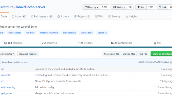 Laravel-Echo-Server installation on Forge with SSL Enabled with the Redis broadcast driver and Socket.io
